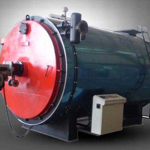 دیگ روغن داغ آبمون صنعت