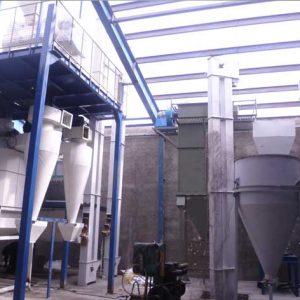 خط تولید دان پلت آبمون صنعت