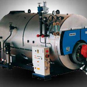 دیگ بخار افقی آبمون صنعت